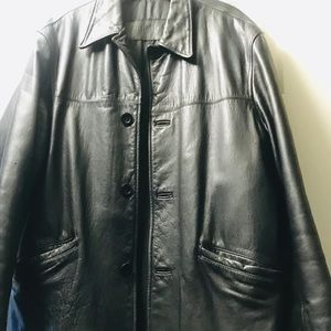 Men's leather Kenneth Cole NY